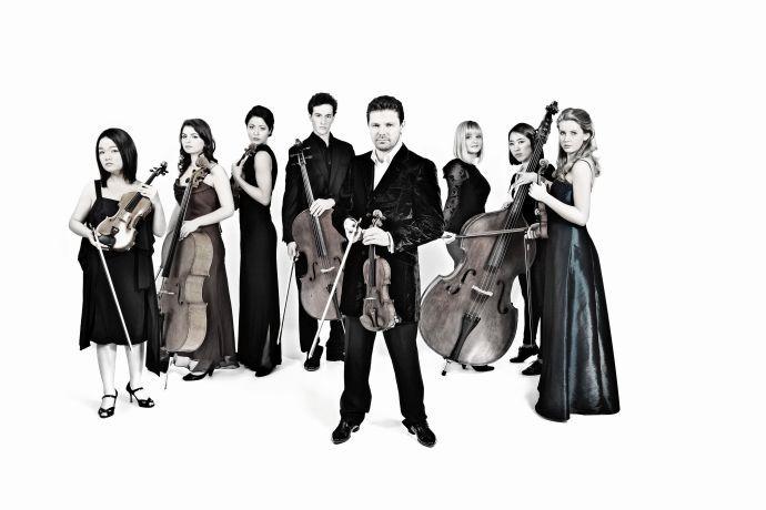 Dresdner Residenz Orchester Foto PR