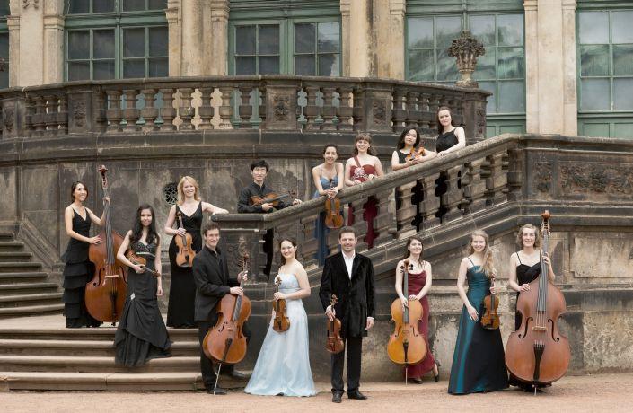 Dresdener Residenz Orchester Foto PR-2