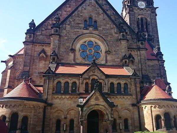 Garnisonskirche Dresden St. Marin