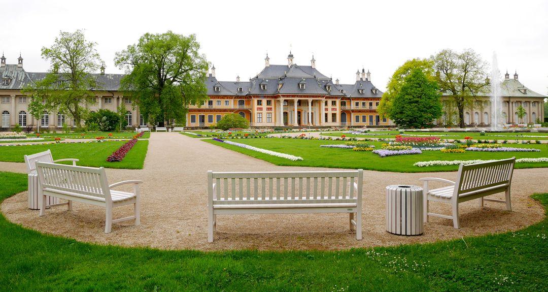 Schloss & Park Pillnitz_Wasserpalais
