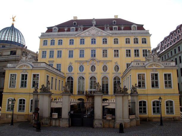 Coselpalais Dresden Foto: Piano Salon Kirsten