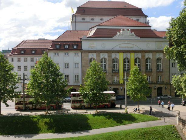 Staatsschauspiel Dresden Großes Haus