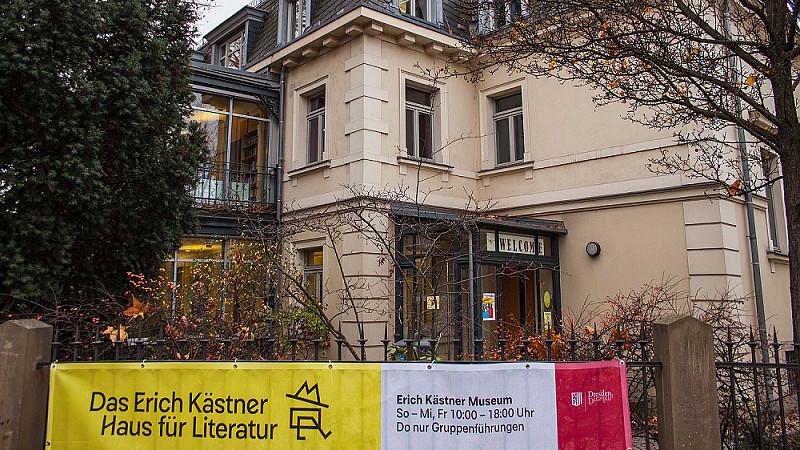(c) Erich Kästner Haus für Literatur