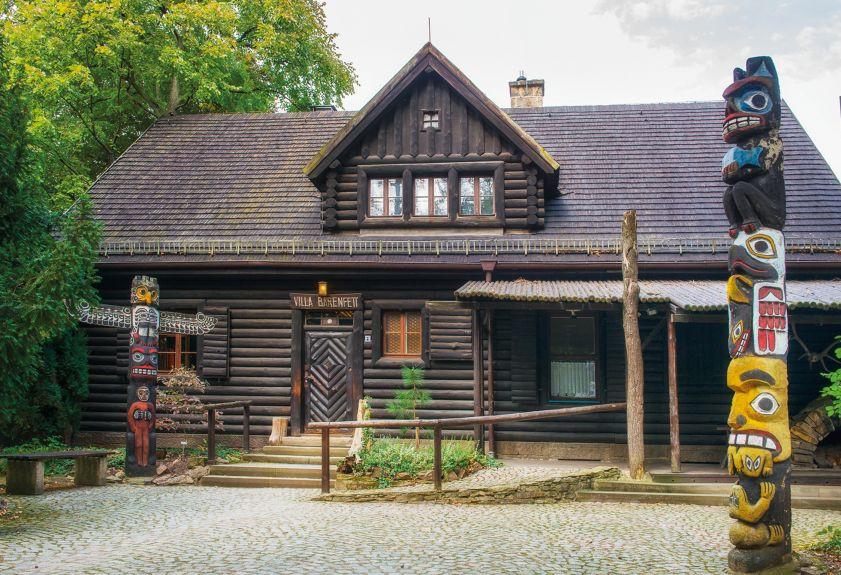 Karl-May-Museum_Villa Bärenfett_2016_Foto - Fotoatelier Meissner