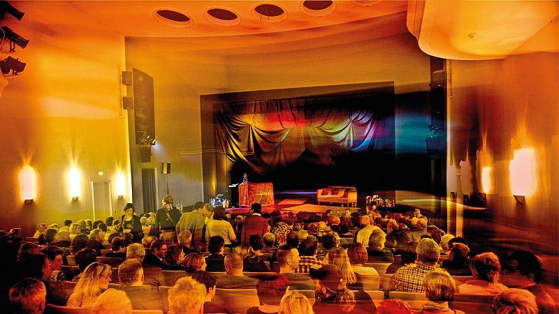 Theater Meißen_Theatersaal (c) HL Böhme