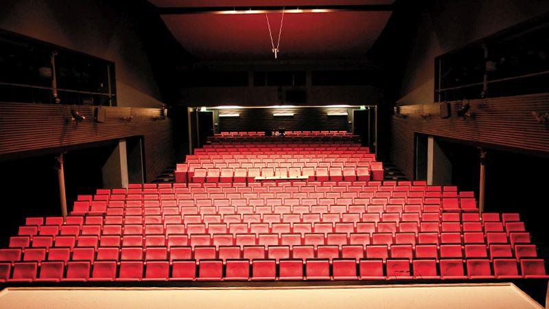 (c) Theater Radebeul Landesbühnen Sachsen Saal