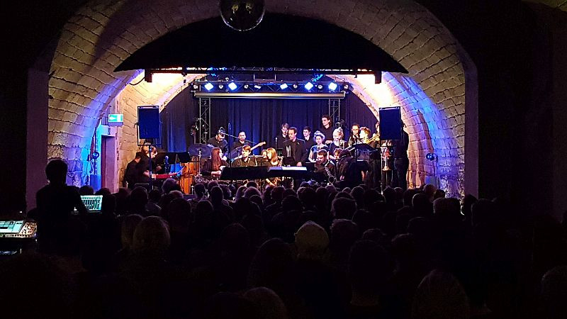 Jazzclub Tonne (c) kuka
