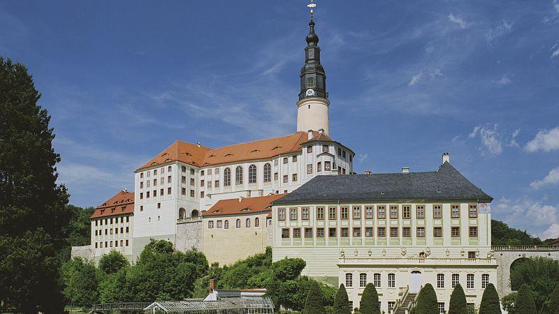 Schloss Weesenstein (c) Anja Weiss