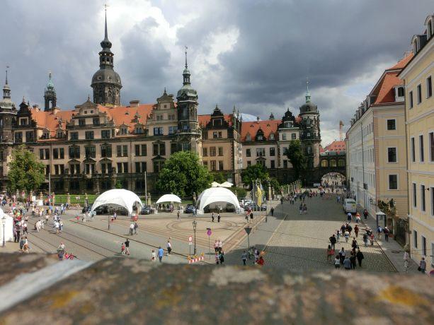Residenzschloß Dresden