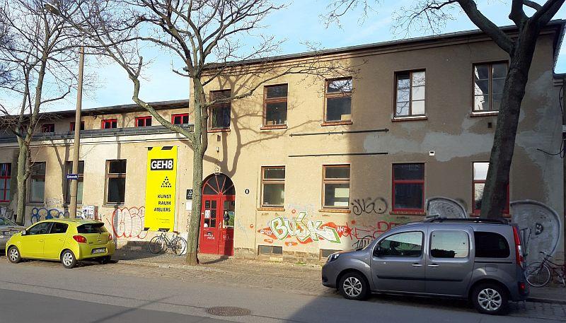 geh 8 Kunstraum (c) kuka