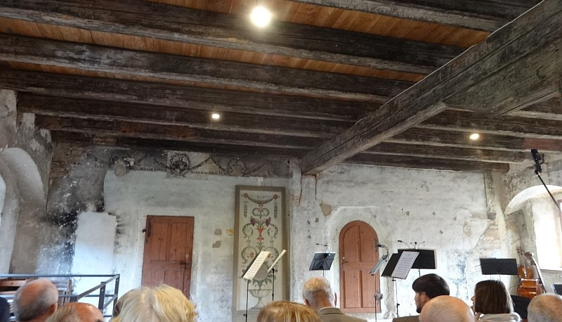 Schloss Batzdorf - Rittersaal