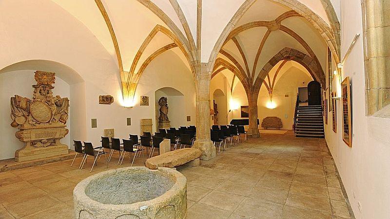 Kapitelsaal Pirna-Stadtmuseum (c) KTP