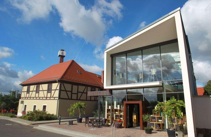 Vinothek Gasthaus Winzer Meißen WeinErlebnisWelt (c) PR