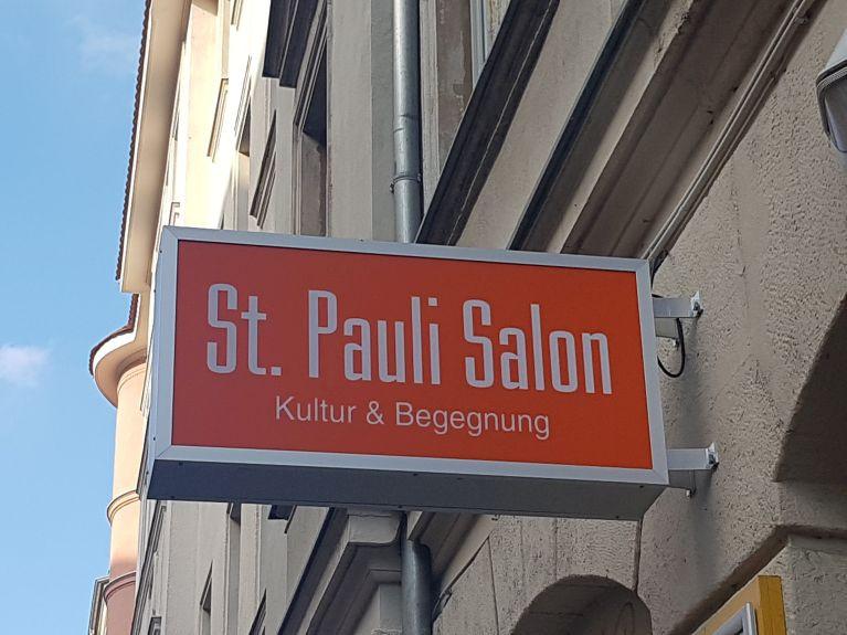 St.Pauli Salon Dresden (ehem. Club Hecht) Foto EMODD
