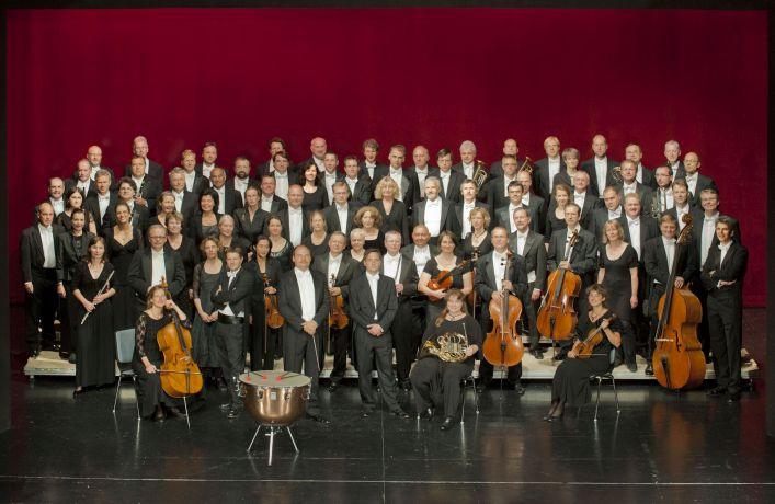 Elblandphilharmonie Sachsen (c) Frank Höhler