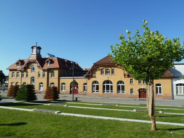 Kulturbahnhof Radebeul (c) Presse