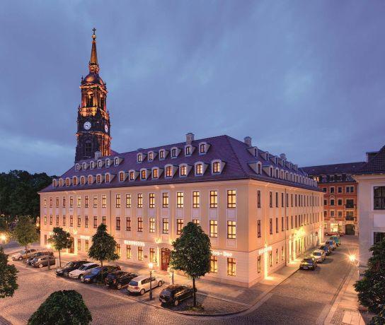 Hotel Bülow Palais Foto Bülow Palais