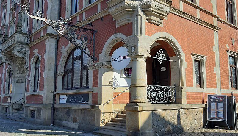 August Theater Dresden (c) kuka