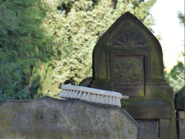 Neuer Jüdischer Friedhof2 Foto Heike Richter