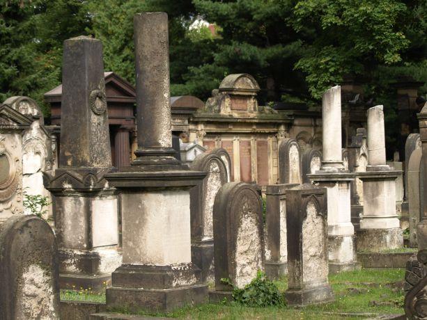 Neuer Jüdischer Friedhof3 Foto Heike Richter