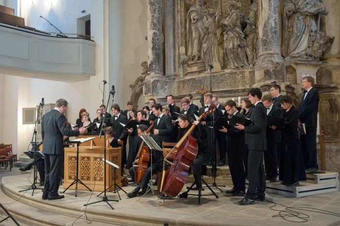 Sächsisches Vocalensemble (c) C.Eckelt