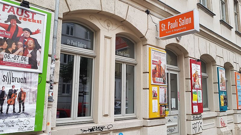 St. Pauli Salon (c) kuka