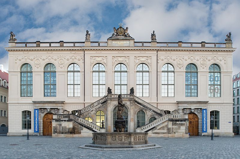 Verkehrsmuseum Dresden (c) Igor Semechin