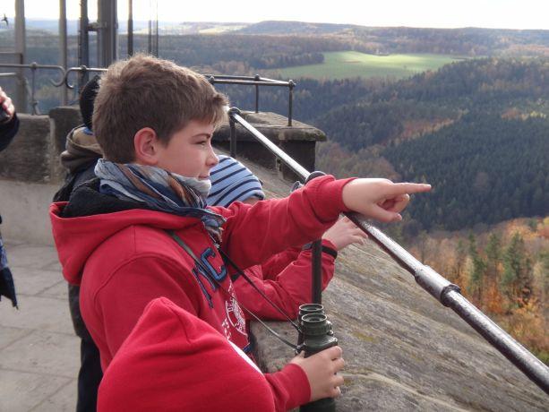 Große Festung für kleine Entdecker Foto:www.festung-koenigstein.de