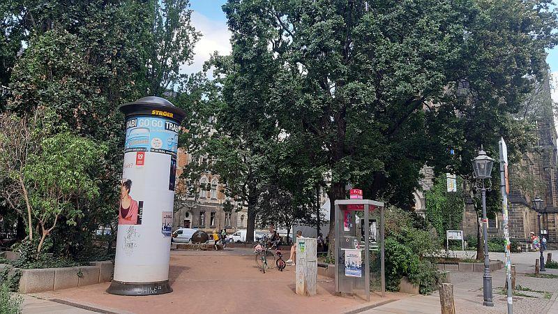 Martin-Luther-Platz (c) kuka