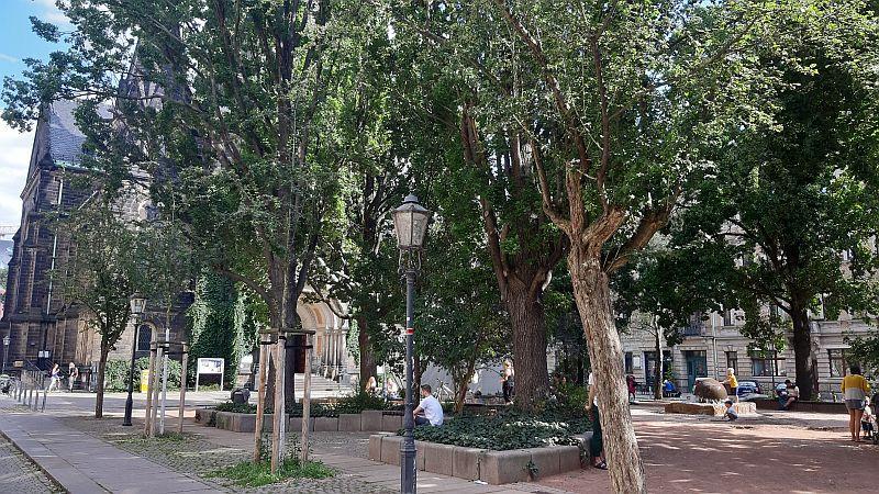 Martin-Luther-Platz (c) kuka2