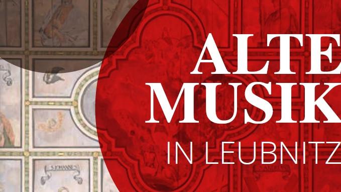 Alte Musik in Leubnitz (c) Veranstalter