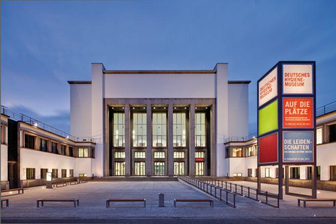 Deutschen Hygiene-Museum Dresden (c) David Brandt