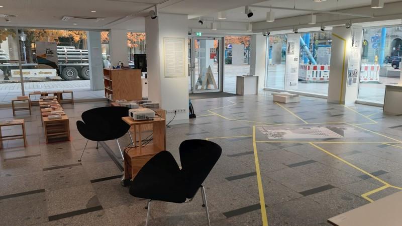 Zentrum für Baukultur (c) KuKa