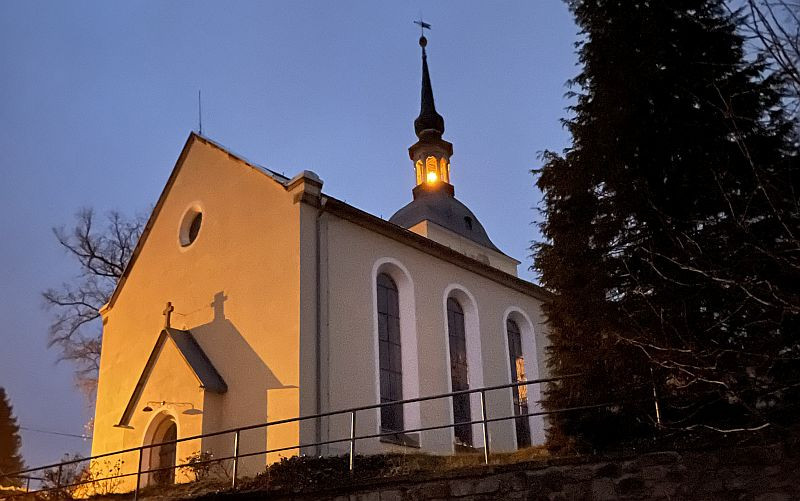 (c) Kirche Maxen