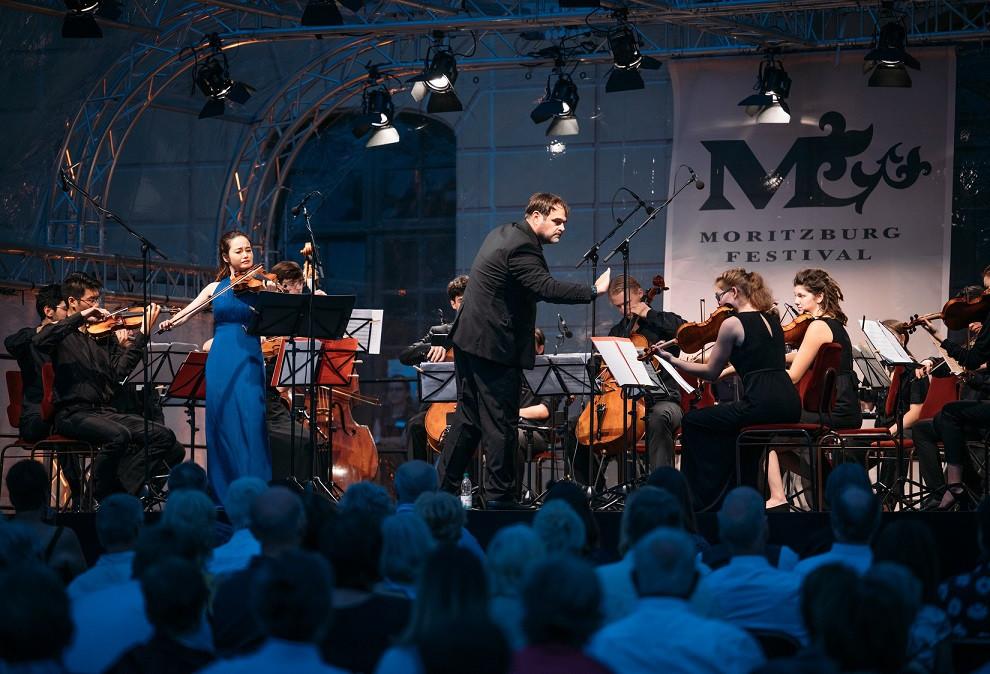 Orchesterkonzert Moritzburg Festival (c) Oliver Killig