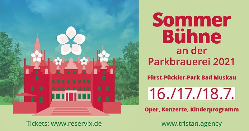 SommerBuehne 2021 Bad Muskau (c) Tristan Production