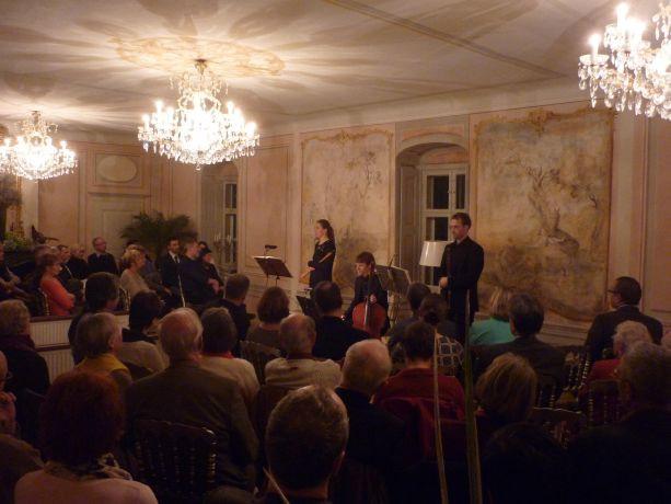 Konzerte im Marcolinihaus Moritzburg (c) Marcolinihaus