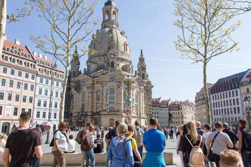Stadtführung (c) Erlebnistouren Dresden