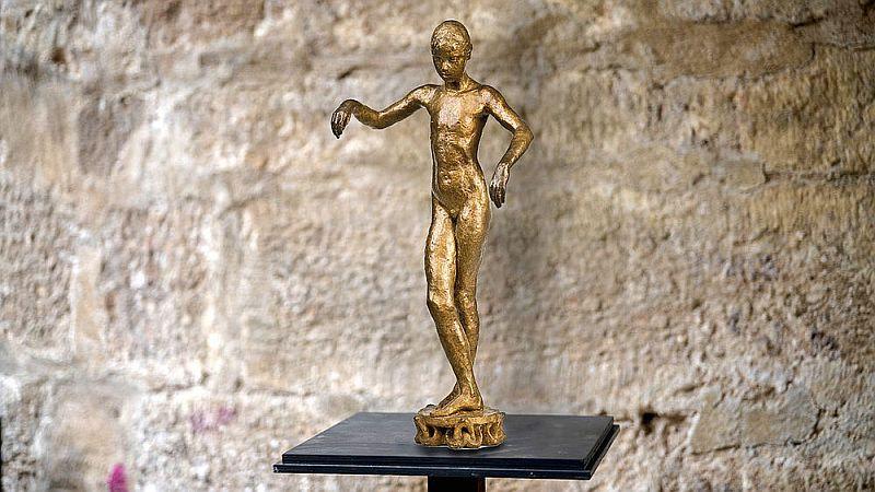 skulpturensommer-pirna-albiker-giulietta-bronze (c) pirna.de